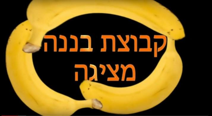 סרט בר מצוה קבוצת בננה 2015